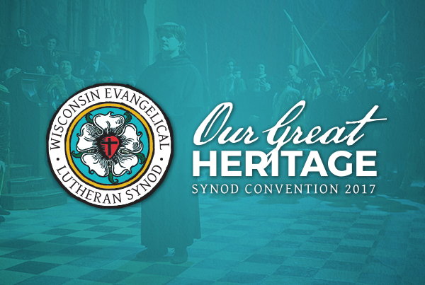 Synod Convention 2017