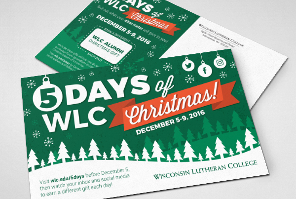 5 Days of WLC Christmas