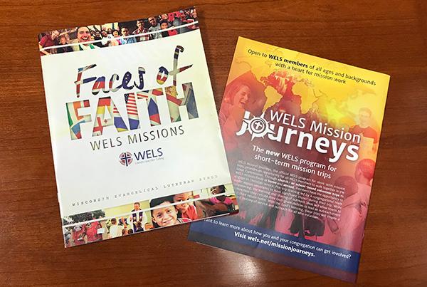 Faces of Faith brochure